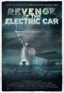 Revenge of the Electric Car theatrical poster