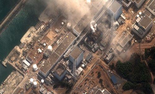 Explosions at Fukushima Daiichi nuclear facility in Japan