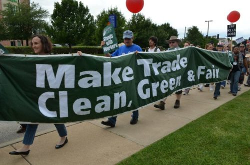 TPP - Green Trade