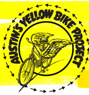 The Yellow Bike Project Logo