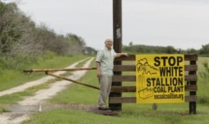 Matagorda County Landowner opposed to White Stallion Coal Plant