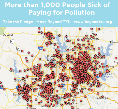 1,000 Pledges Graphic